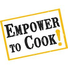 Empower to Cook logo