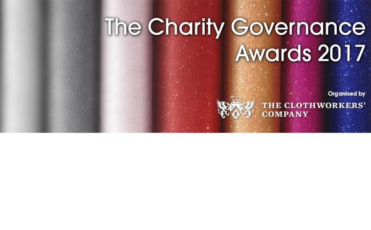 Charity Governance Awards logo