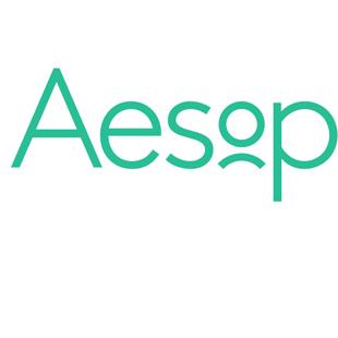 Aesop Arts & Society logo