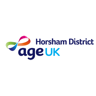 Age Uk Horsham & District logo
