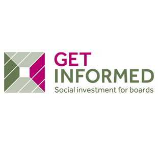 Get Informed social investment for boards logo