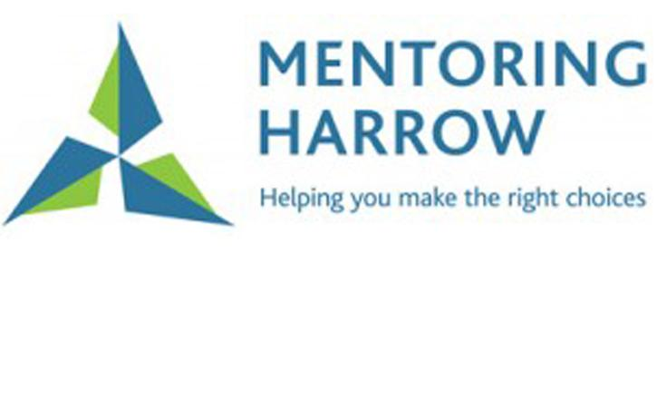 Mentoring Harrow logo