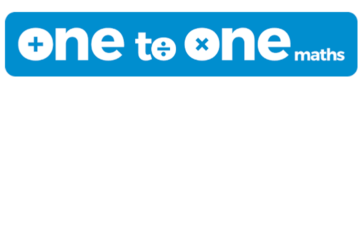 One to One Maths logo