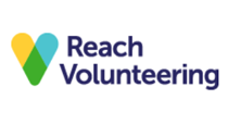 Reach Volunteering logo