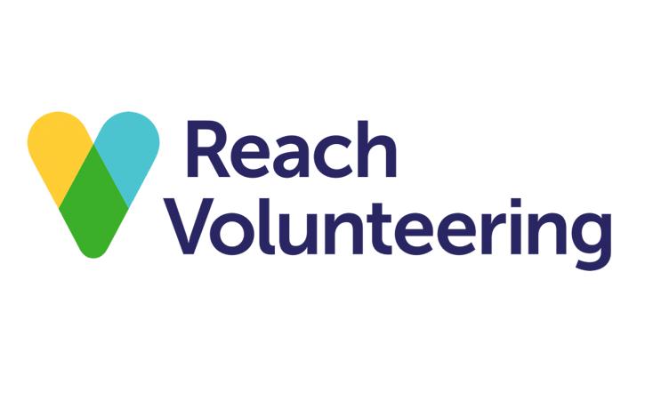 Logo for Reach Volunteering