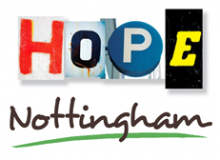 Board Secretary and Trustee for Hope Nottingham